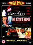 Heartless / My Sister's Keeper / Legacy Of Evil [DVD]