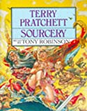 Terry Pratchett Sourcery (Discworld)