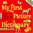 My First Picture Dictionary (Pictureback (R))
