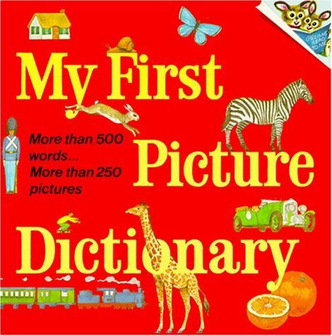 Image for My First Picture Dictionary (Pictureback(R))