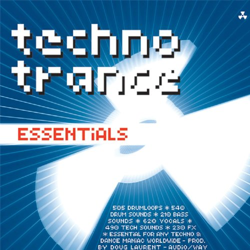 Techno Trance Essentials 2595 Essential Beats, Sounds, Vocals & FX