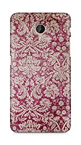 Amez designer printed 3d premium high quality back case cover for LeEco Letv Le Pro (Red victorian )