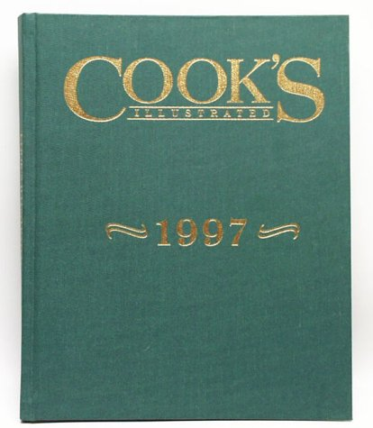 Image for Cook's Illustrated 1997 Annual (Cooks Illustrated Annuals)