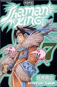 Shaman King, tome 7 : Soul, le cimeti�re de Matare�en par Hiroyuki Takei