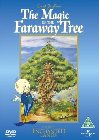 Enchanted Tales: the Magic of the Faraway Tree [DVD]