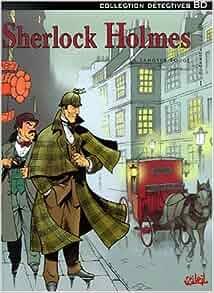 Sherlock Holmes, tome 1 : La Sangsue rouge: 9782845651487: Amazon.com