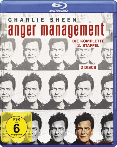 Anger Management - Die komplette 2. Staffel [Blu-ray]