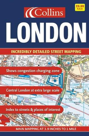 London Street Atlas: Maxi Scale PDF