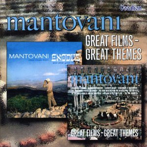 Mantovani - Mantovani Plays Music from