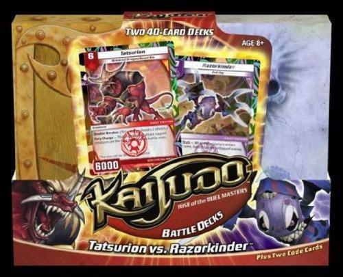 Kaijudo: Rise of the Duel Masters TCG - Tatsurion vs. Razorkinder Battle Deck - 1