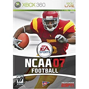 NCAA Football 2007 - Xbox 360 by Electronic Arts