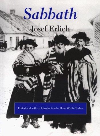 Sabbath, JOSEF ERLICH