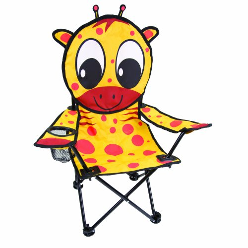 Pacific Play Tents Jerry The Giraffe Folding Chair front-967869