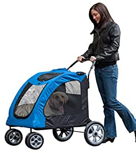 Pet Gear Expedition Pet Stroller for cats