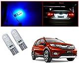 Auto Pearl - LED Parking Bulb Pilot Light / Daytime Running Lens Led Licence Plate Light T10-5050 (Blue) For - Honda BRV