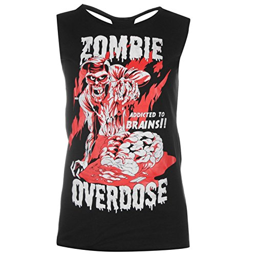 Too Fast -  T-shirt - Donna Zombie Over X-Large