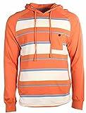 Billabong Men's Good Life Lightweight Pullover Hoodie-Washed Orange