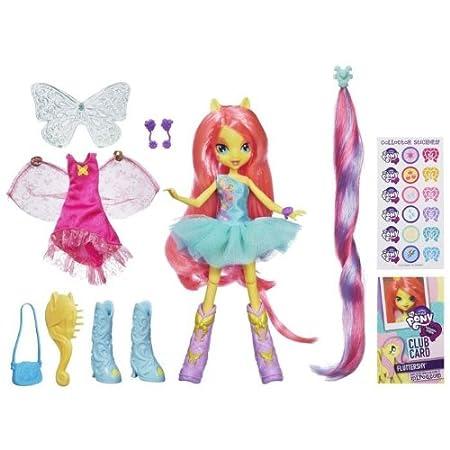 My Little Pony - A6541E240 - Poupée - Fluttershy - Standard
