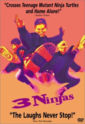 3 Ninjas [DVD] [1993] [Region 1] [US Import] [NTSC]