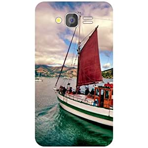 Samsung Galaxy Grand 2 Back Cover - Matte Finish Phone Cover