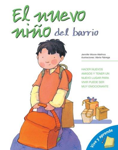El Nuevo Nino del Barrio (Vive y Aprende) (Spanish Edition)