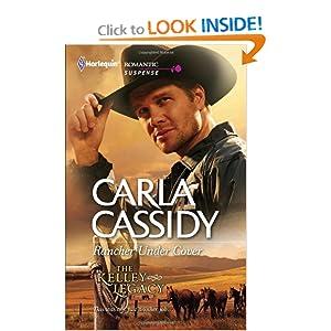 Rancher Under Cover (Harlequin Romantic Suspense) Carla Cassidy