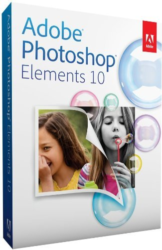 Adobe Photoshop Elements 10 [OLD VERSION]