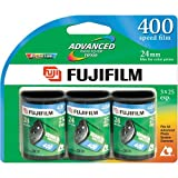 Fujifilm Advanced 400 Speed 25 Exposure APS Film - 3 Pack