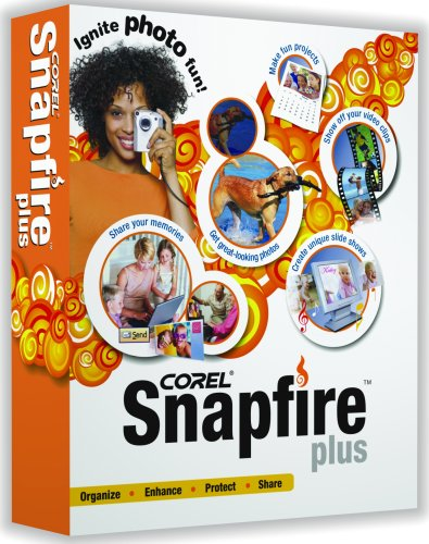 Corel Snapfire Plus [Ignite Photo Fun]
