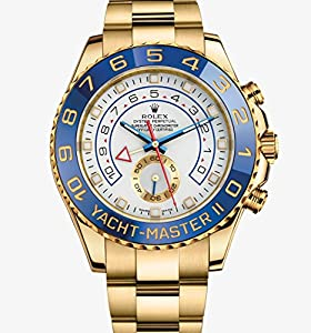 Rolex Yacht-master Ii 2 Yellow Gold Watch 116688 Box/papers 2013 Unworn by ROLEX