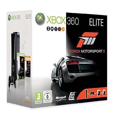 Xbox 360 – Konsole Elite mit 120 GB Festplatte inkl. Forza Motorsport 3