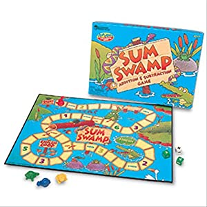 Learning Resources Sum Swamp Game
