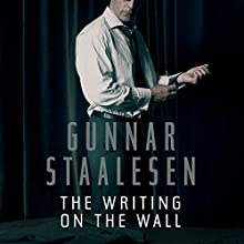 The Writing on the Wall: Varg Veum Audiobook by Gunnar Staalesen Narrated by Colin Mace