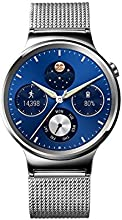 Huawei Watch Classic Montre pour Smartphone Maille Argent