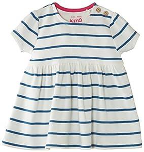 Kite BG203 - Camiseta manga corta, con manga corta, con cuello redondo para bebé-niños