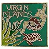 Virgin Islands Pin 1""