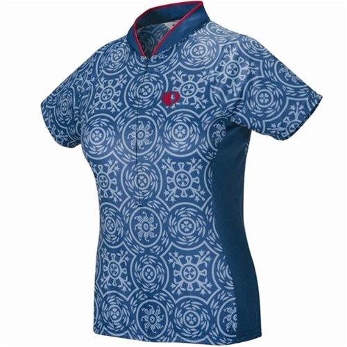 Buy Low Price 2008 Women's Pearl Izumi Originals Cap Sleeve Jersey – Select Celestial – M (B00131HLW0)