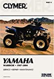 img - for Yamaha Warrior 1987-2004 (Clymer Motorcycle Repair) (Clymer Color Wiring Diagrams) book / textbook / text book