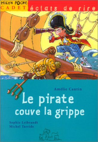 Le  pirate couve la grippe
