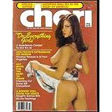 Cheri Adult Magazine Feb 1982 Do-Everything Girls ~ Cheri