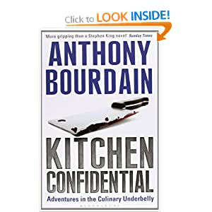 Kitchen Confidential Amazon Anthony Bourdain Books