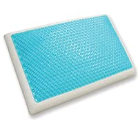 Classic Brands Reversible Cool Gel Memory Foam Pillow by Classic Brands