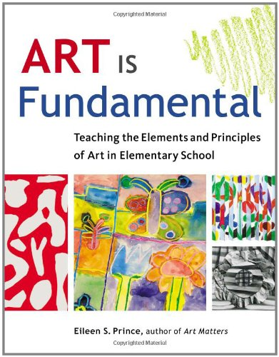 Basic Elements And Principles Of Art : Art is fundamental teaching the elements and principles