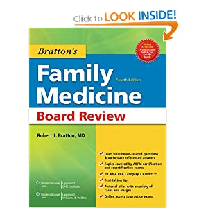 Bratton's Family Medicine Board Review Robert L. Bratton