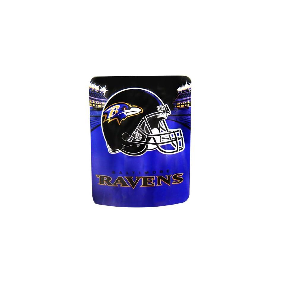 Baltimore Ravens NFL Micro Raschel Throw (Stadium Series) (50x60)