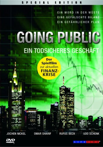 Going Public - Der Film für Banken, Bonzen und Börsianer