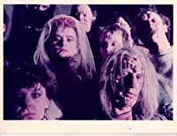 Unidentified actors in Horror Makeup 8x10 photo #Z2212