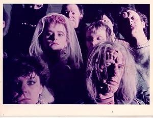 Unidentified actors in Horror Makeup 8x10 photo #Z2212