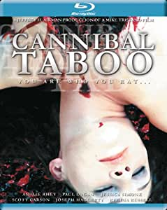 Cannibal Taboo [Blu-ray]