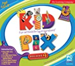 Kid Pix Deluxe 4 Home Edition Ages 4+